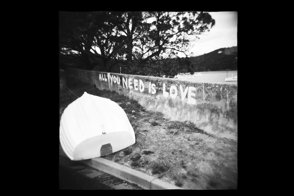 Waiheke All You Need Is Love